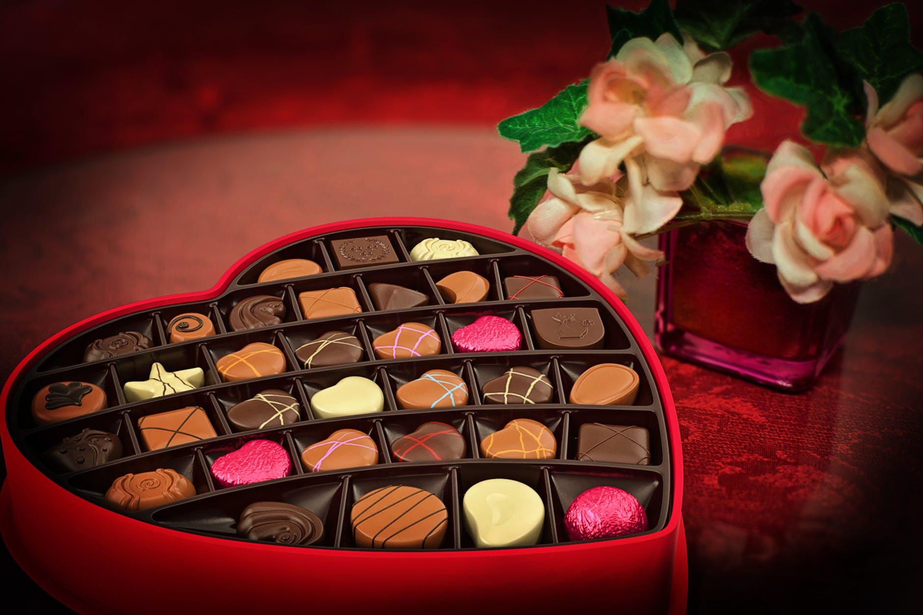 Box of chocolates